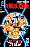 Os Novos 52! A Fúria do Nuclear: Os Homens Atômico #18