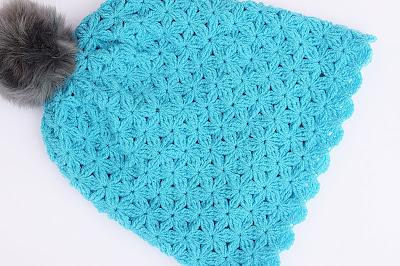 3 - Crochet Imagenes Gorro de lana a crochet con pompom por Majovel Crochet