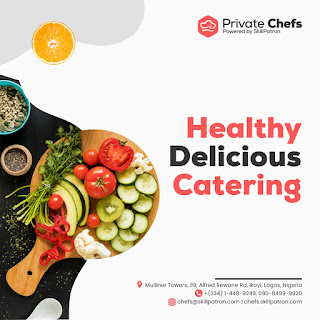 """Jake Adebayo's SkillPatron Launches an """"on-demand' Personal & Private Chef For Hire Service in Africa 7"""