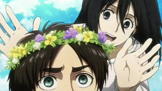 進撃の巨人 アニメ OVA | ミカサ・アッカーマン 幼少期 | Mikasa Ackerman Childhood | Hello Anime !