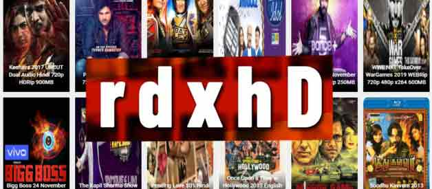 RdxHD Movies 2020 :Bollywood, Hollywood Movies Free Download By 1 Click