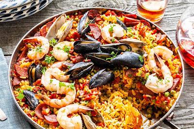 Icip Icip Makanan Khas Unik Valencia Spanyol