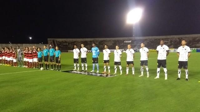 Na retomada do Campeonato Paraibano, Botafogo-PB e Campinense ficam no empate sem gols no Almeidão