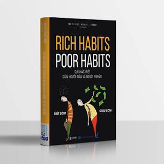 Rich habits, poor habits: Sự khác biệt giữa người giàu và người nghèo ( Tặng bookmark) ebook PDF EPUB AWZ3 PRC MOBI