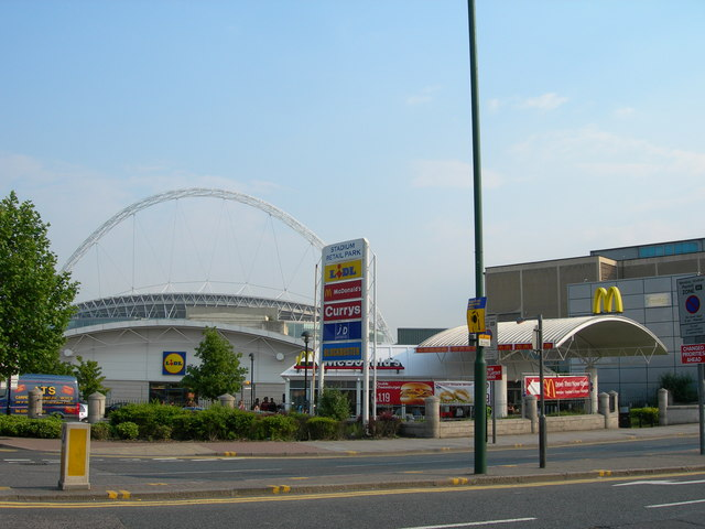 Wembley Matters Quintain Consult On Fountain Studios Stadium Retail