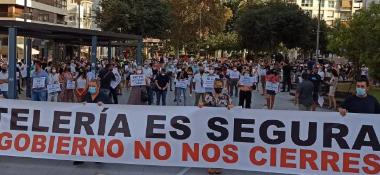 La hostelería y el ocio de Alicante presentan 487 reclamaciones patrimoniales a Sanidad por las pérdidas
