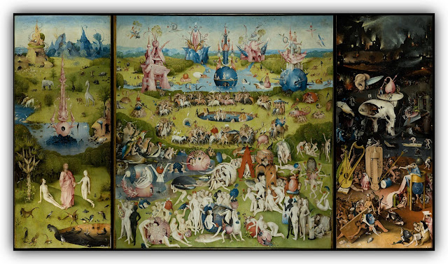 'The Garden of Earthly Delights' by Hieronymus Bosch