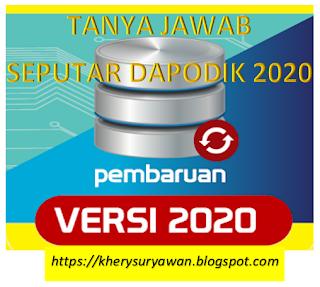 File Pendidikan 49 Masalah Dan Solusi Dapodik Versi 2020
