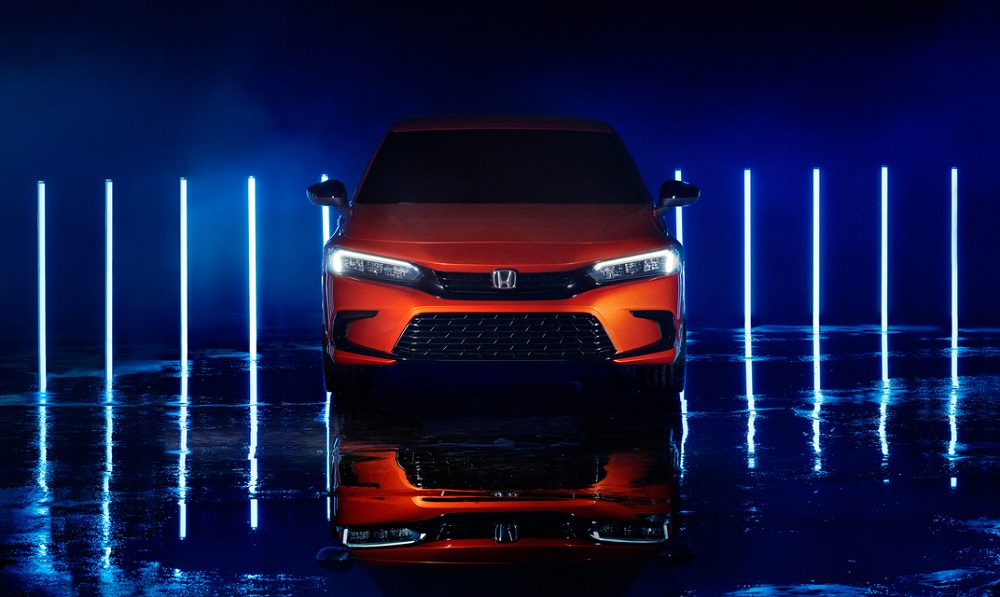 2022 Honda Civic prototype debuts on Twitch