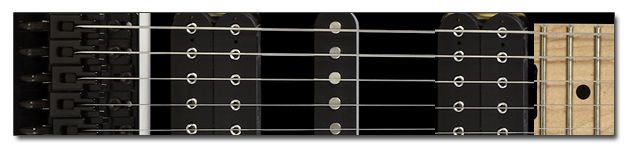 Micrófonos Guitarra Super Strat