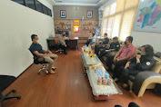 Kunjungan KPU dan Bawaslu Kabupaten Landak ke Polres Landak