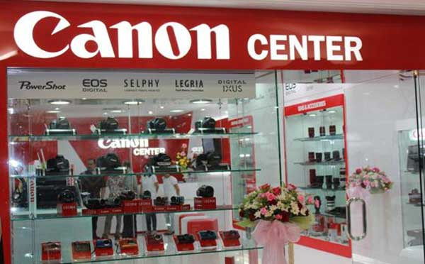 Alamat & Nomor Telepon Service Center Canon Kota Bandung