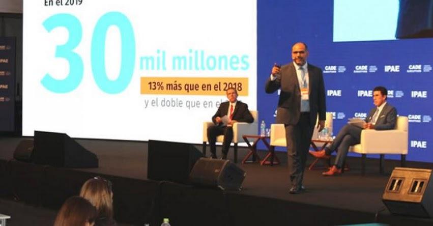DANIEL ALFARO: No se puede crecer económicamente sin invertir en la educación - www.minedu.gob.pe