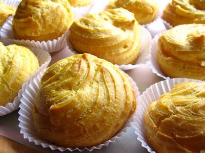 Resep Membuat Kue Sus Crispy dan Lembut