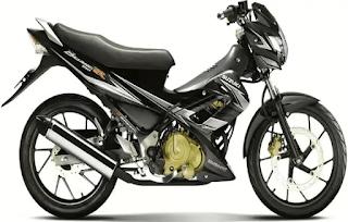 New Suzuki Satria Berstandar Euro 3