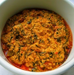 African Food Recipes How To Make Egusi Soup