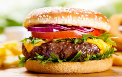 Frases sobre hamburguesas para Instagram