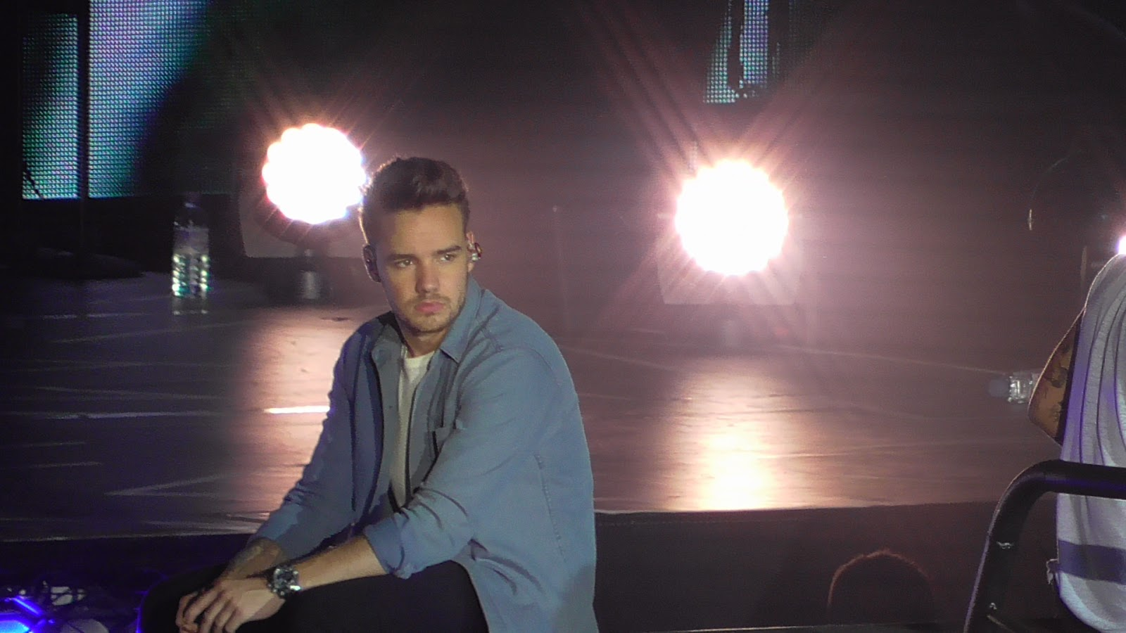 One Direction On The Road Again Tour Concert Review Liam Payne