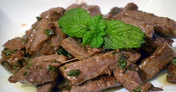 Herby Beef Stir Fry Recipe