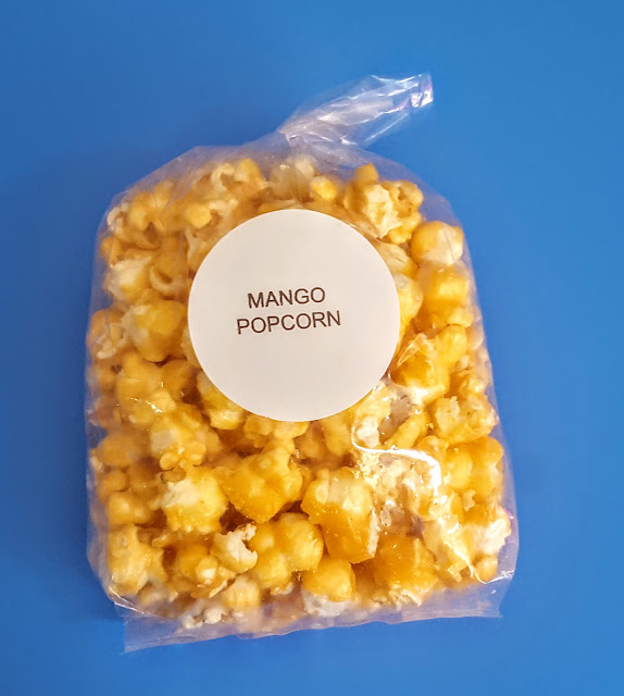 tasty confections popcorn