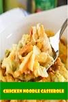 #Chicken #Noodle #Casserole