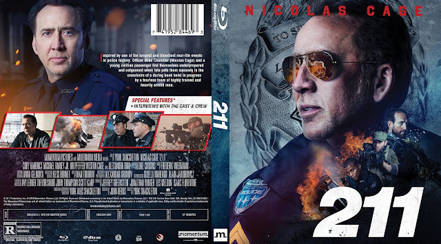 211 (scan) Bluray Cover