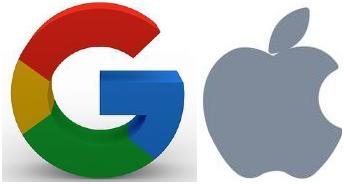 Google V/s Apple