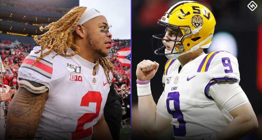 No. 1 LSU gets Oklahoma; Ohio State to play Clemson in College Football Playoff