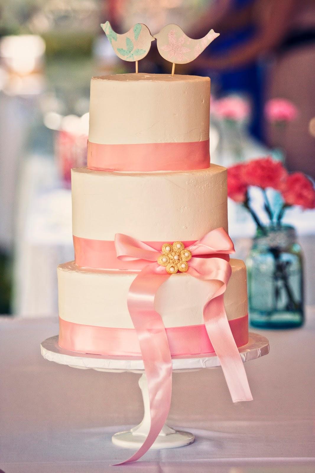 Diy Glitter Cake Topper