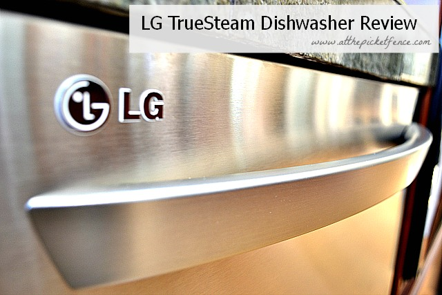 LG TrueSteam Dishwasher Review