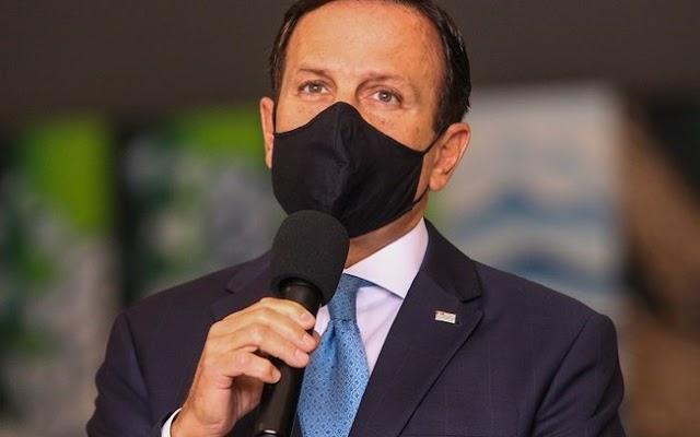 Justiça determina bloqueio de R$ 29 milhões em bens de João Doria