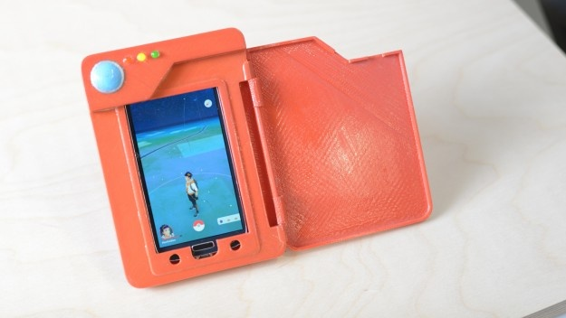 Pokedex Pokemon Go