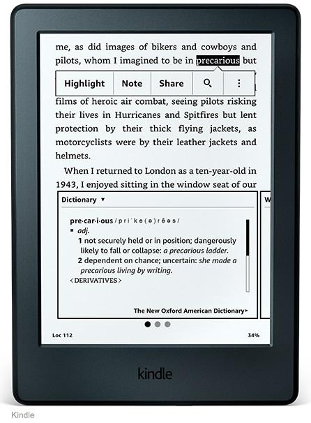 Saiba porque eu escolhi o Kindle Paperwhite para ler livros.