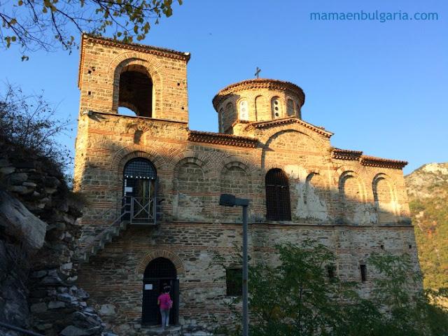 Iglesia Sta. María de Petrich, Asenova Krepost, Bulgaria