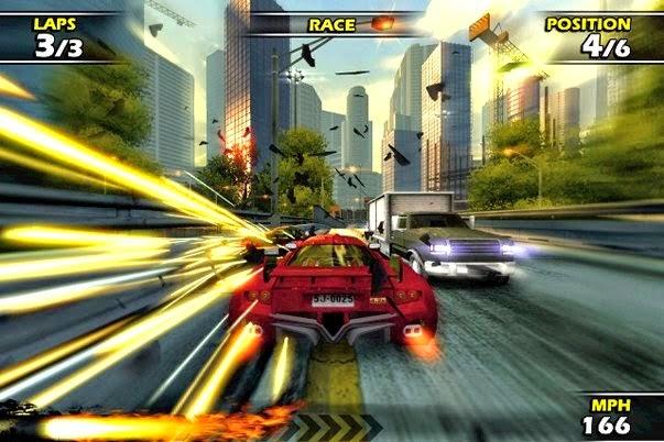 Burnout Dominator for PSP Download Link - YouTube