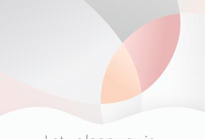 "Apple Events Maret 2016 ""Let Us Loop You In"""