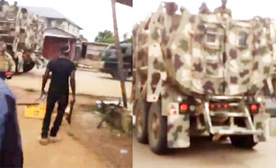 Abia Online Media Practitioners Condemns Army Killings Of Civilians In Aba, Calls For Peace