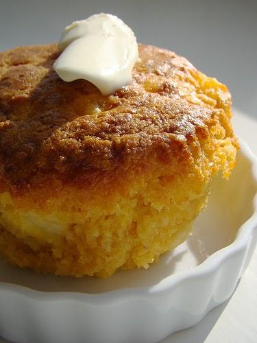 Golden Honey Cornbread