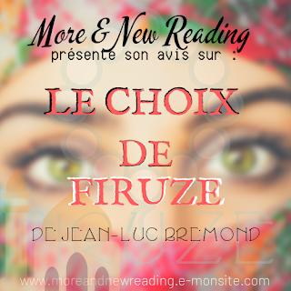 More & New Reading Chronique 57 le choix de Firuze