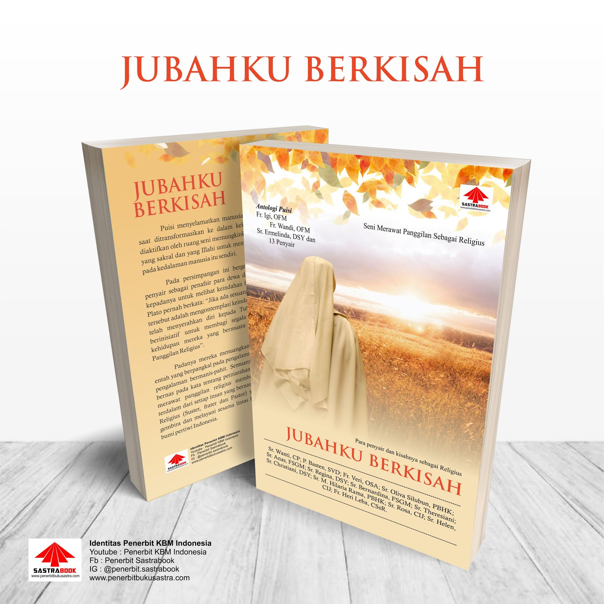 JUBAHKU BERKISAH