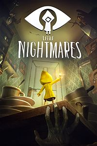 Capa do jogo Little Nightmares