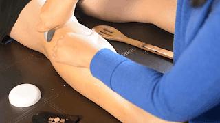 foot scraping plantar fasciitis