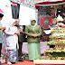 Peringatan HUT ke – 61 Kodam VI/Mulawarman, TNI Siap Mengabdi Untuk Rakyat