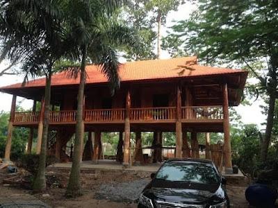 bán nhà vườn nghỉ dưỡng xã Xuân Trường