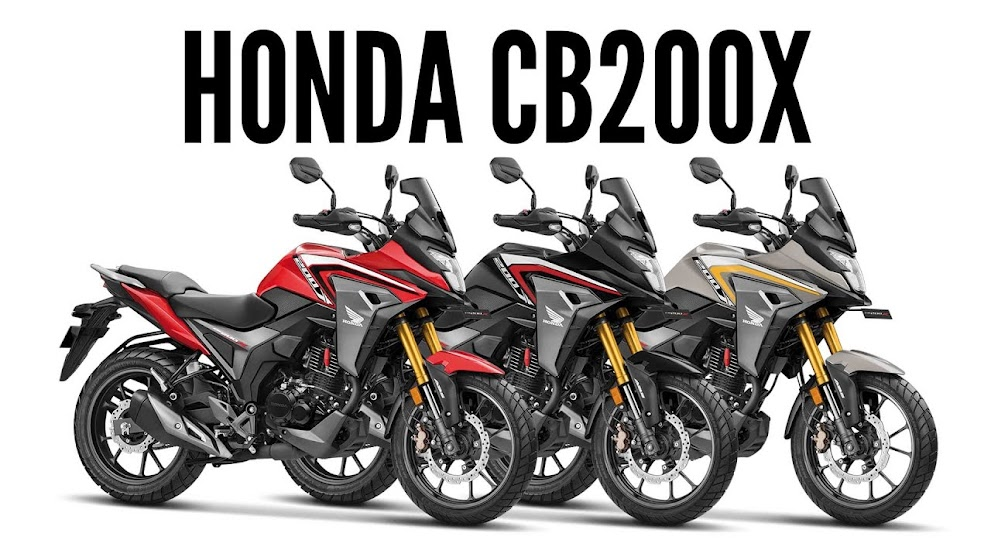 Honda CB200X shows up at vendors: First Look