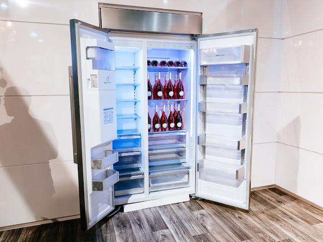 Tủ lạnh LG Signature cho giới thượng lưu