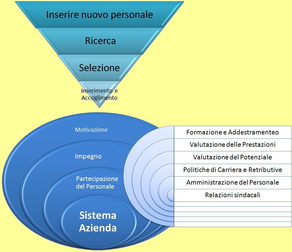 gestione risorse umane