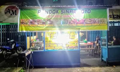 Tersedia Kuliner Nikmat dan Murah Meriah di Pondok Sinar Joyo Putussibau