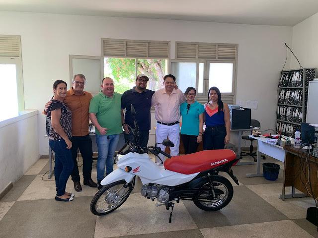 Prefeitura de Serra Branca vai sortear 1 moto 0KM e mais 15 prêmios entre os pagantes do IPTU
