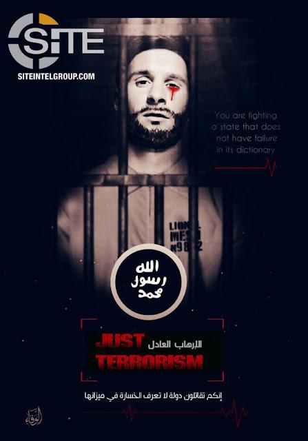 Perhelatan Piala Dunia 2018 diancam teror oleh ISIS